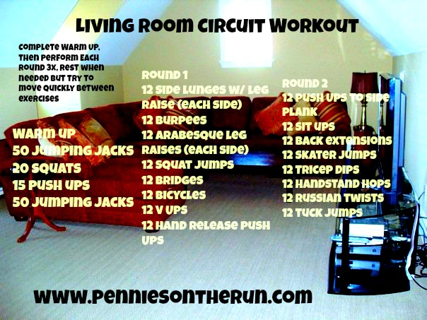 living room circuit