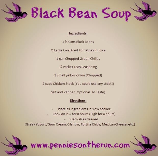 blackbeansouprecipe